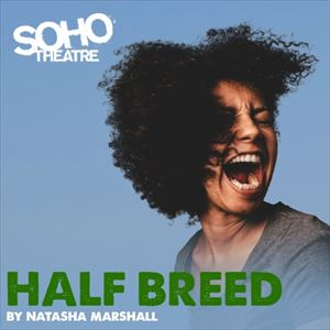 Half Breed by Natasha Marshall