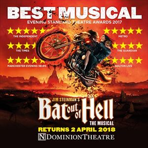 Jim Steinman's Bat Out Of Hell-The Musical