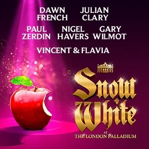 Snow White At The London Palladium