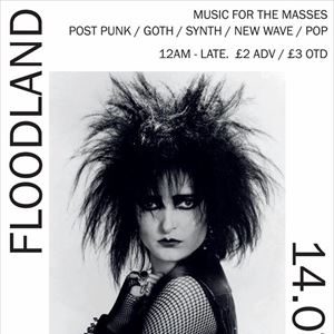 - Floodland - Post Punk / Goth / Synth / New Wave