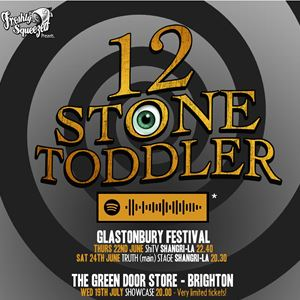 12 Stone Toddler Live At Green Door Store
