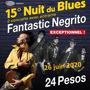 15e Nuit du Blues Carpentras