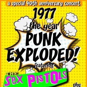1977 - The Year Punk Exploded