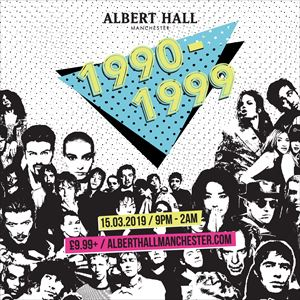 1990-1999 ft Shola Ama + Alison Limerick
