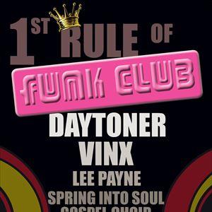 1st Rule of Funk Club