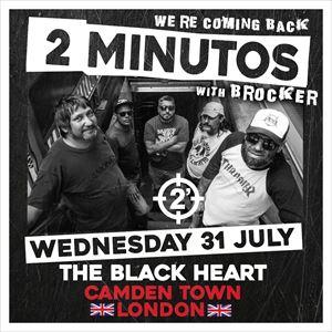 2 Minutos The Black Heart Tick...