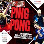 2017 World Championship Of Ping Pong