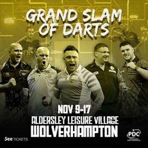 2019 Grand Slam Of Darts