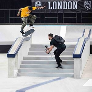 2019 SLS World Tour:London Sunday All Day Pass