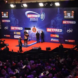 2020 Betfred World Matchplay Hospitality