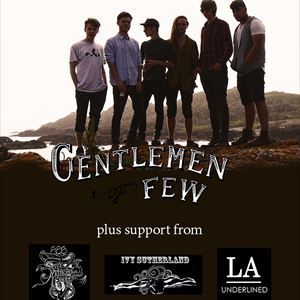 229 Presents: Gentlemen of Few