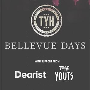 229 Presents: The Young Hearts & Bellevue Days