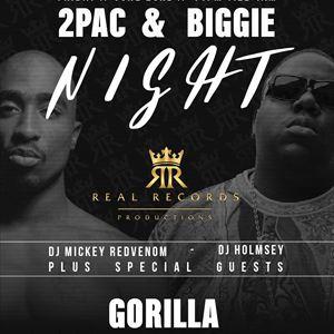 2PAC & BIGGIE NIGHT