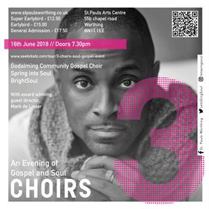 3 Choirs - Soul & Gospel Night