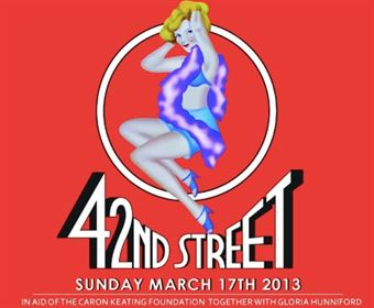 42nd Street Charity Gala Offer