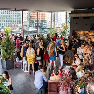 4th of July Party at PHD Terrace Dream Midtown