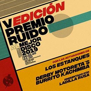 5ª Edición Premio Ruido