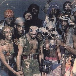 50 years of Parliament Funkadelic