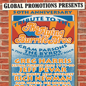 50th Anniversary of THE FLYING BURRITO BROS