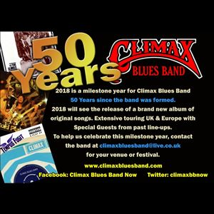 CLIMAX BLUES BAND + The Big Wolf Band