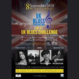 5th UK Blues Challenge