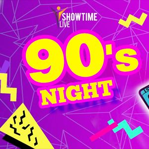 90's Party Night