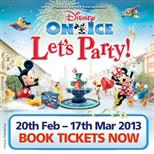 Disney On Ice - Let's Party