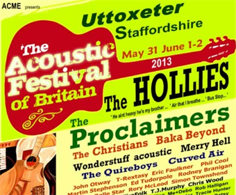The Acoustic Festival Of Britain 2013