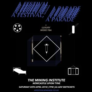 A Festival, A Parade at The Mining Institute