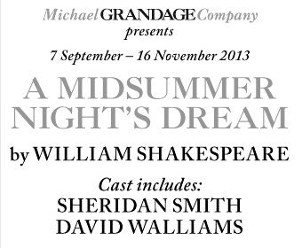 A Midsummer Nights Dream - Michael Grandage Season