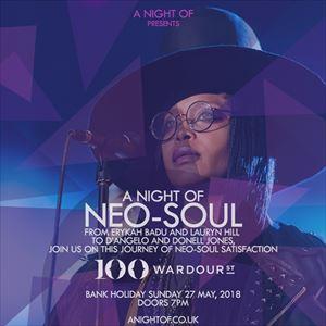 A Night of Neo-Soul