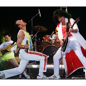 A night of Queen with The Bohemians