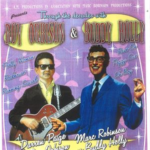 A tribute to Roy Orbison & Buddy Holly
