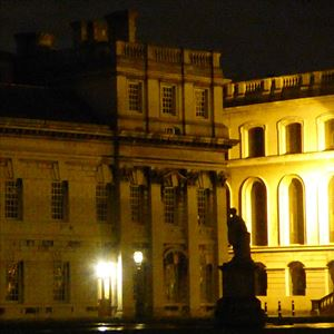 A Walk on the Darkside - A Greenwich Ghost Tour