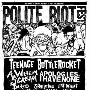 A Wilhelm Scream (Polite Riot Festival Sunday)