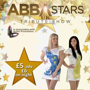 ABBA STARS UK @ GUNNERS (TRIBUTE ACT)