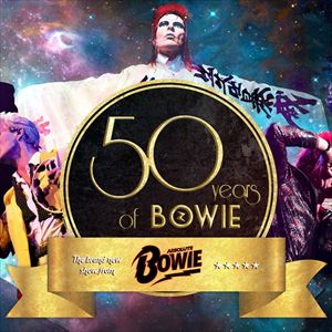Absolute Bowie Presents 50 Years Of Bowie