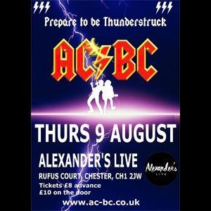 AC/BC - AC/DC Tribute