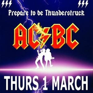 AC/BC - The UK's leading AC/DC Tribute Band