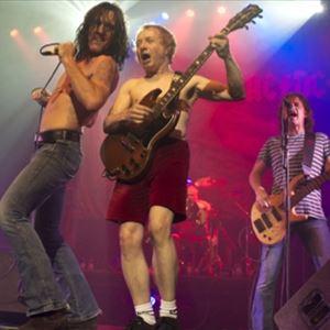 AC/DC UK - the best AC/DC tribute in Europe