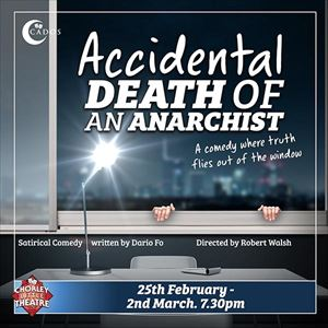 Accidental Death of an Anarchist [CADOS]