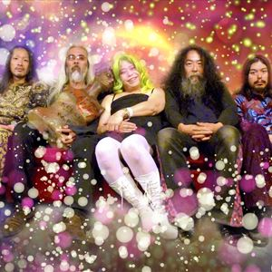ACID MOTHERS TEMPLE c/o Dictionary Pudding