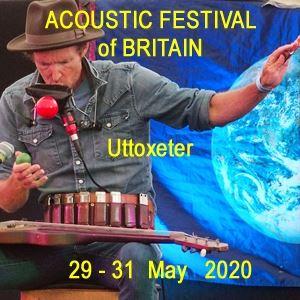 Acoustic Festival of Britain 2020