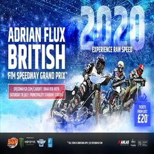 2020 Adrian Flux British FIM Speedway Grand Prix