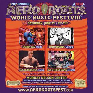Afro Roots Fest Key Largo