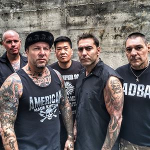 AGNOSTIC FRONT + SUPPORT
