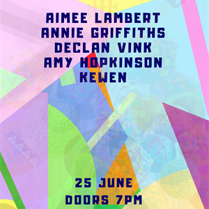Aimee Lambert / Annie Griffiths & Special Guests