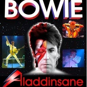 Aladdinsane (UK's No 1 Bowie Tribute)