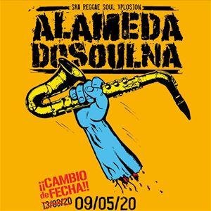 Alamedadosoulna en Madrid