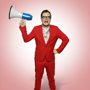 Alan Carr and Rob Beckett: Work in Progress